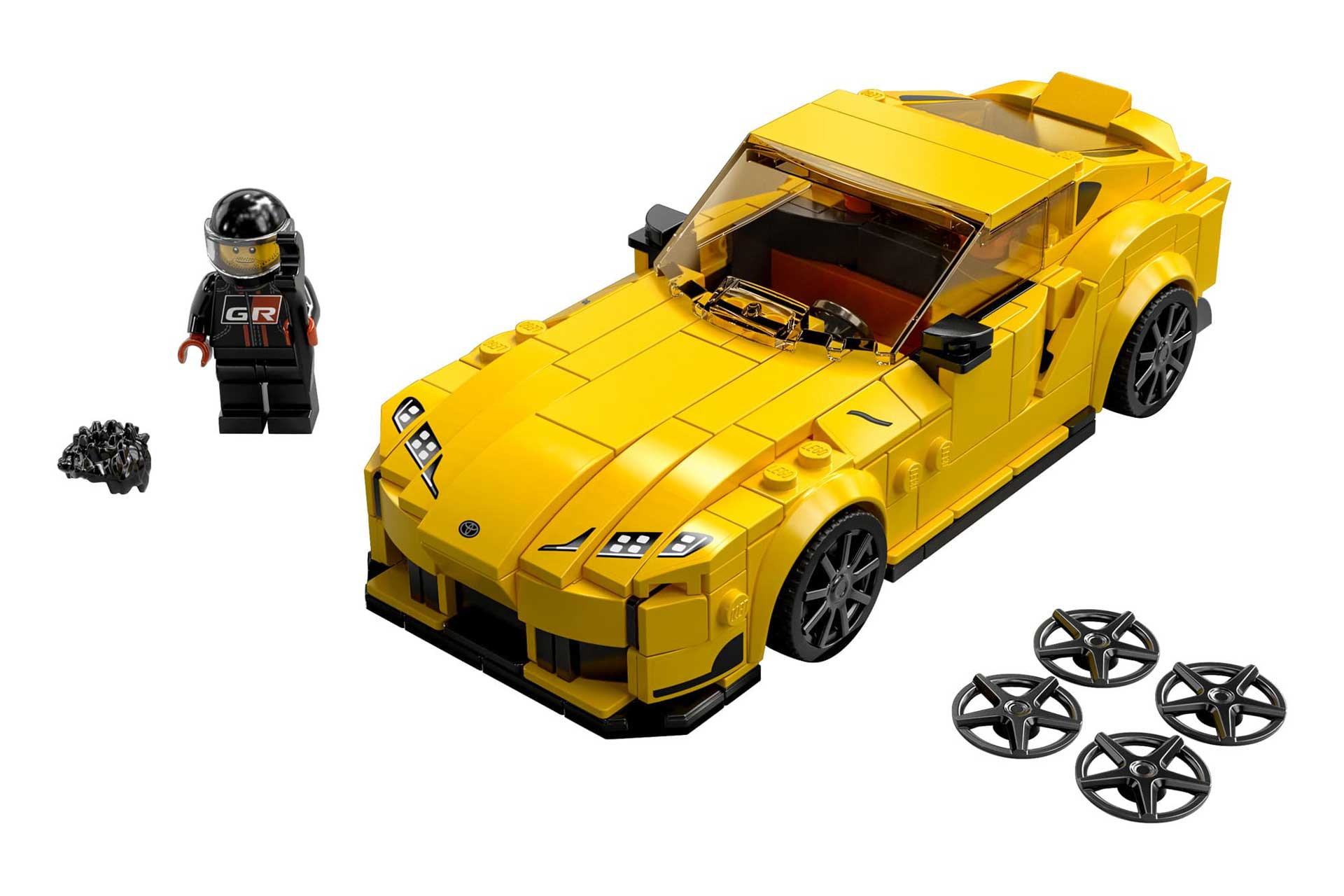 LEGO's new Speed Champions sets include Ford, Toyota, and Chevrolet 19