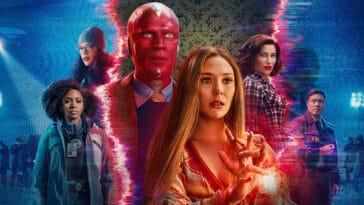 Will there be a season 2 of WandaVision? 5