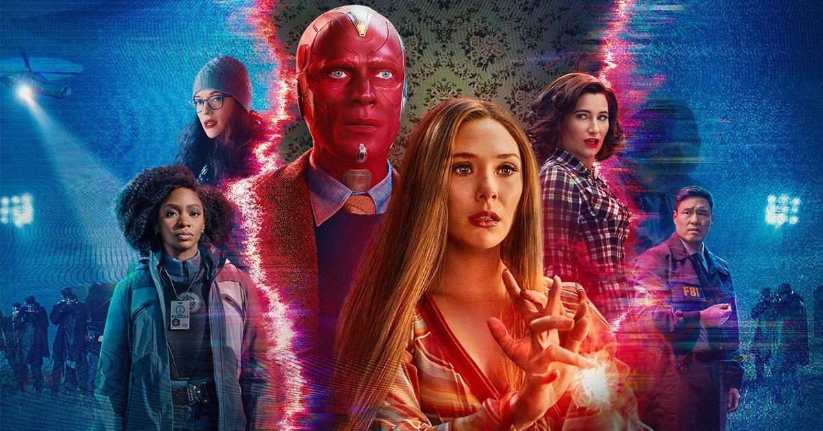 Will there be a season 2 of WandaVision? 14