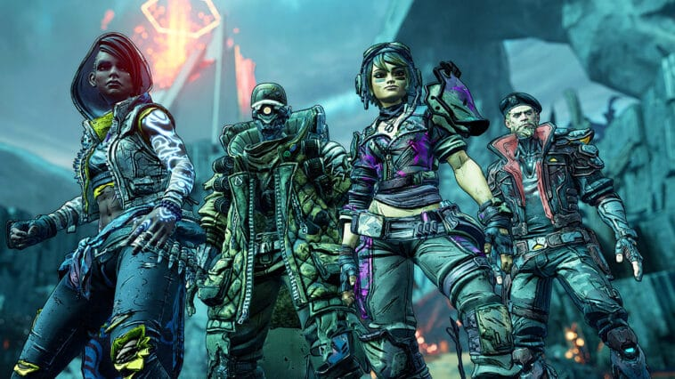There's going to be a new Marvel and Borderlands game from 2K games 15