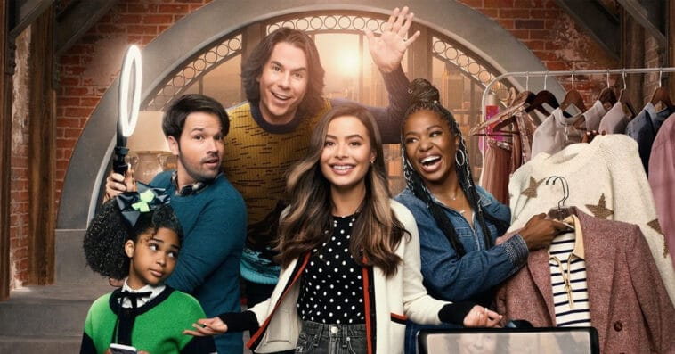 iCarly revival trailer sees Carly Shay bring back her popular web show 15
