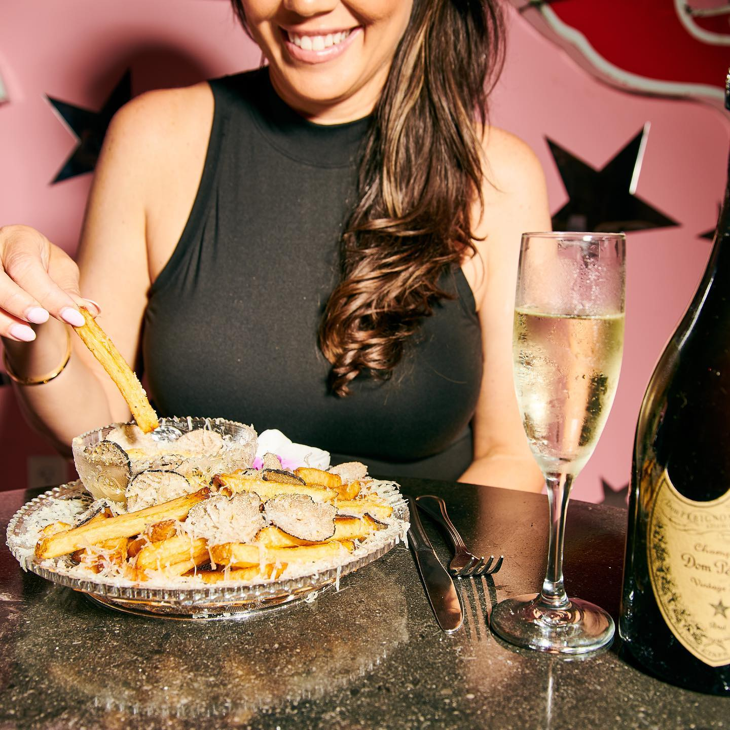 NYC restaurant sets Guinness World Record for most expensive French fries 17