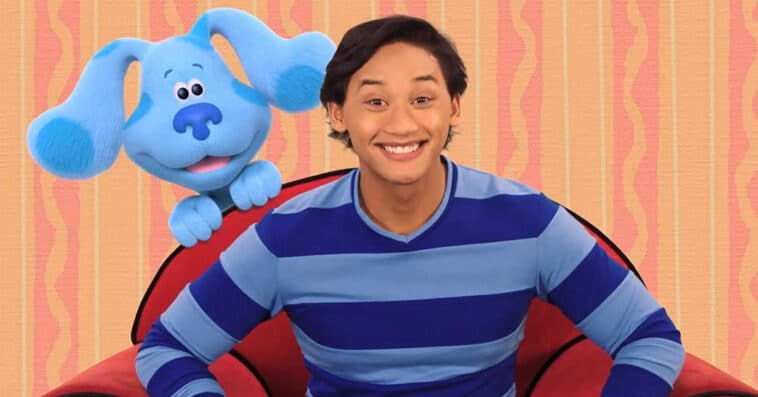 Blue's Clues & You! is getting a movie 14