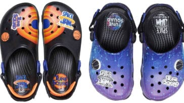 Crocs is releasing limited pairs of Space Jam: A New Legacy shoes 14