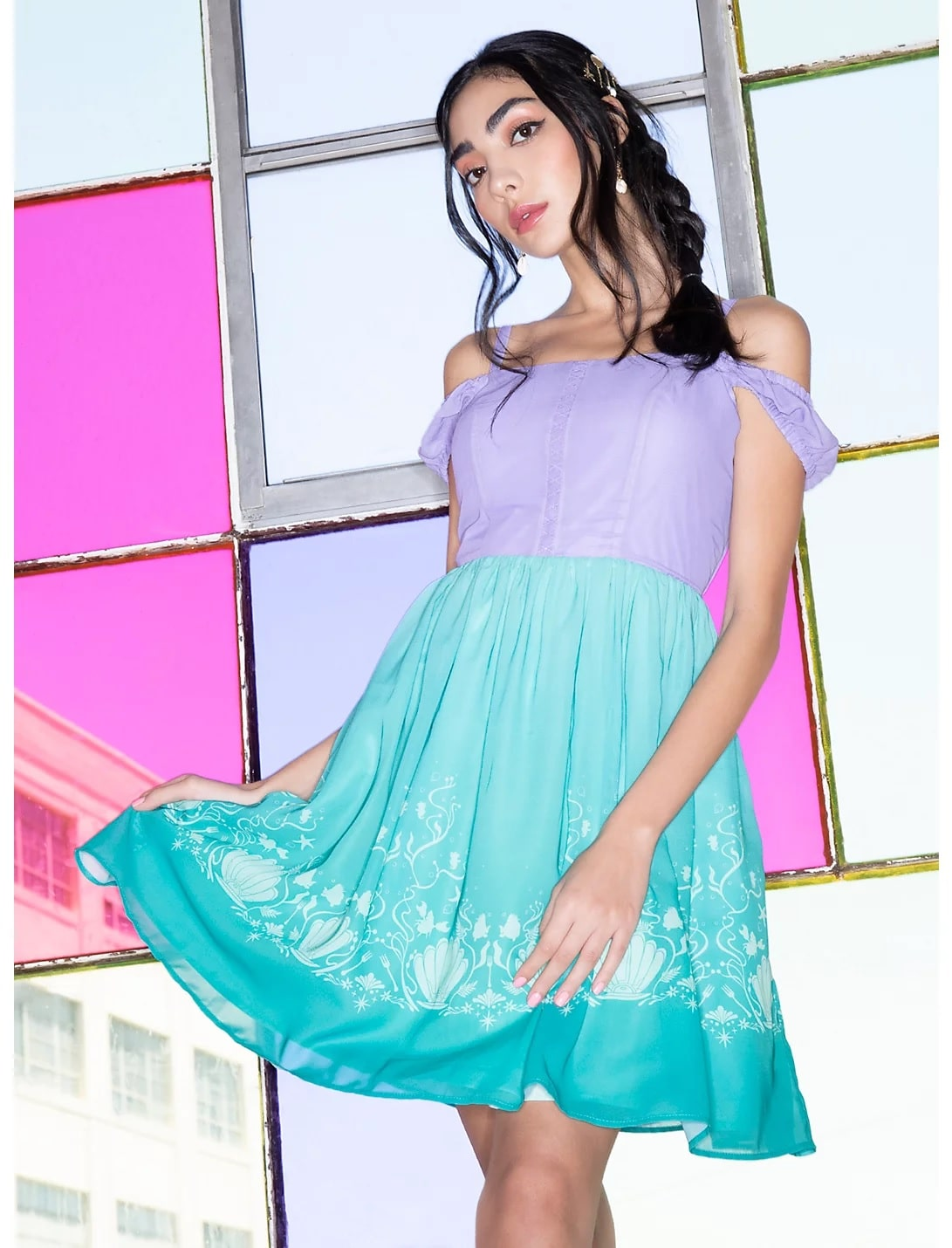 Her Universe Disney Princess dress collection is now available at Hot Topic 17
