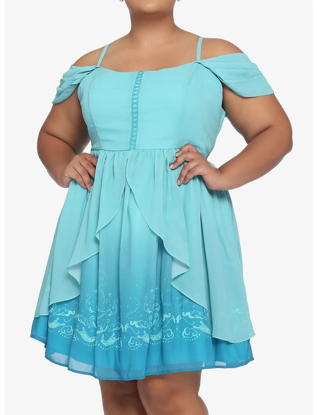 Her Universe Disney Princess dress collection is now available at Hot Topic 22