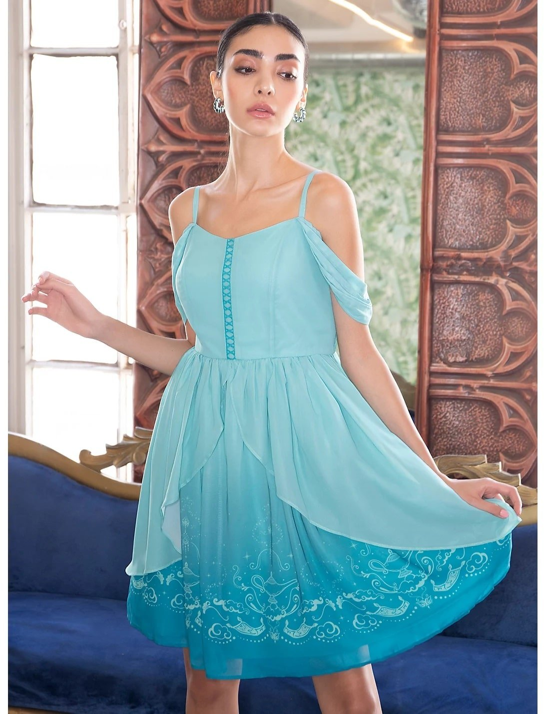 Her Universe Disney Princess dress collection is now available at Hot Topic 21