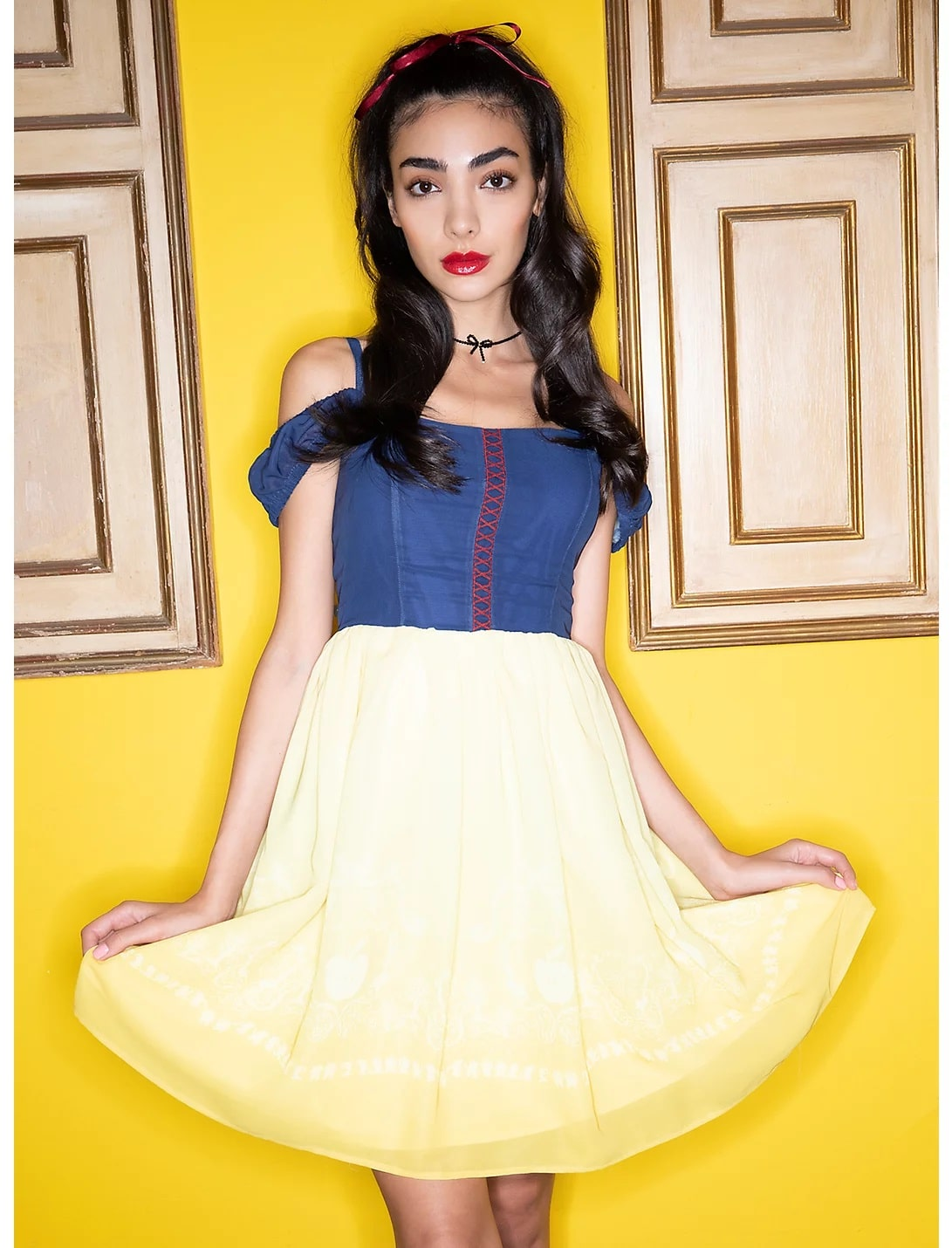Her Universe Disney Princess dress collection is now available at Hot Topic 23
