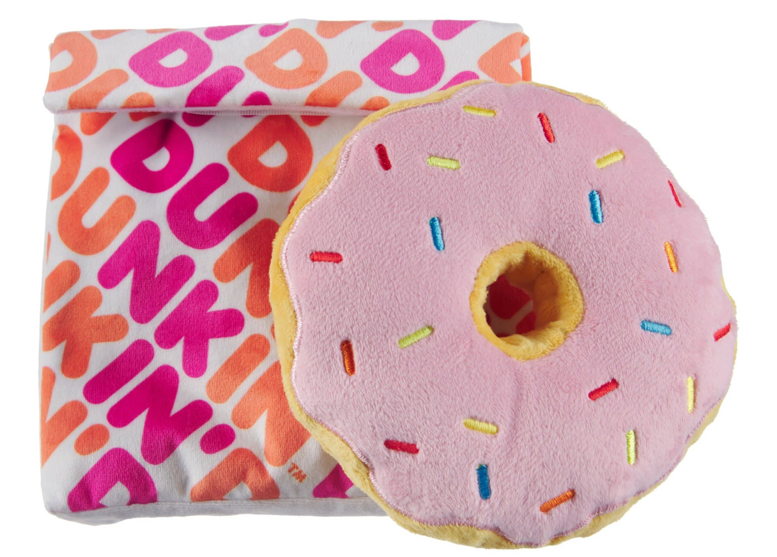 Dunkin' Donuts releases new dog toys ahead of its 'Cup for Pup' program 18