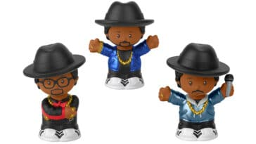 Run DMC gets a Little People figure set from Fisher-Price 16