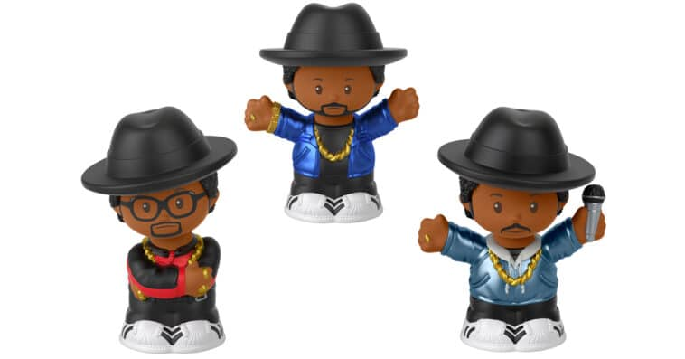 Run DMC gets a Little People figure set from Fisher-Price 13