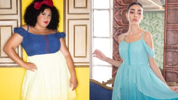 Her Universe Disney Princess dress collection is now available at Hot Topic 18