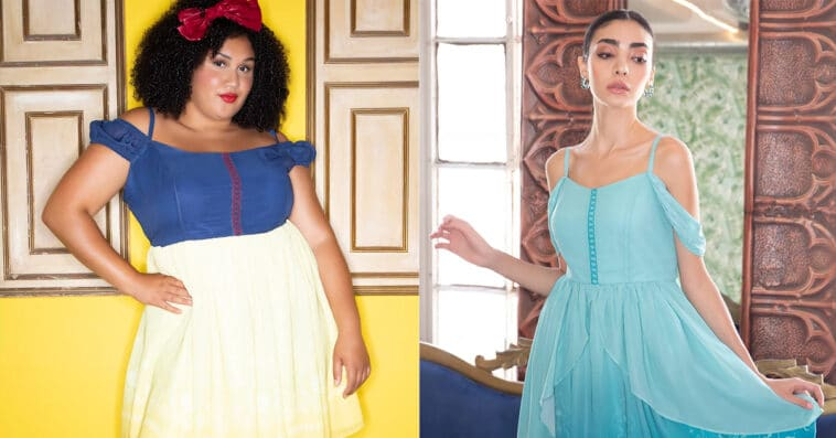 Her Universe Disney Princess dress collection is now available at Hot Topic 16