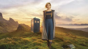 Why is Jodie Whittaker leaving Doctor Who? 4