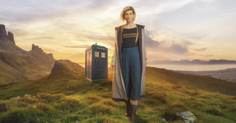 Why is Jodie Whittaker leaving Doctor Who? 16