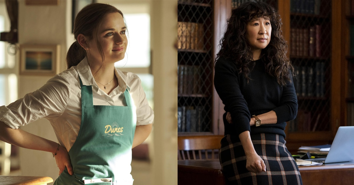 New on Netflix in August: The Kissing Booth 3, Sandra Oh's The Chair, and The Witcher anime film 13