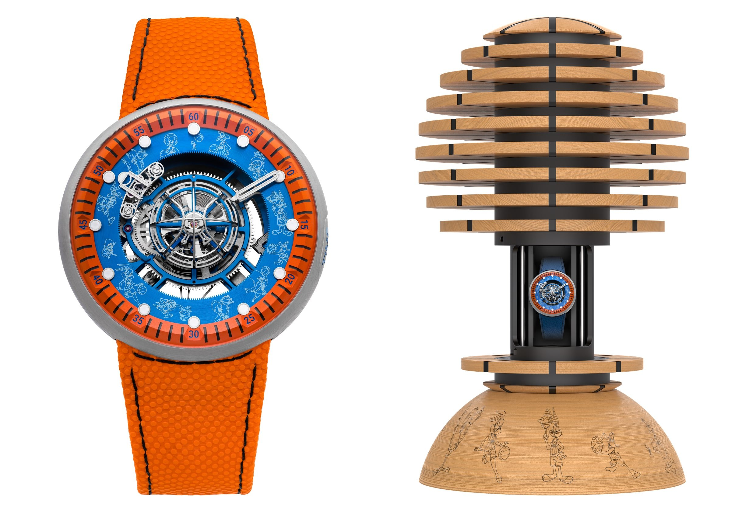 Space Jam: A New Legacy merch includes a $100K watch 15