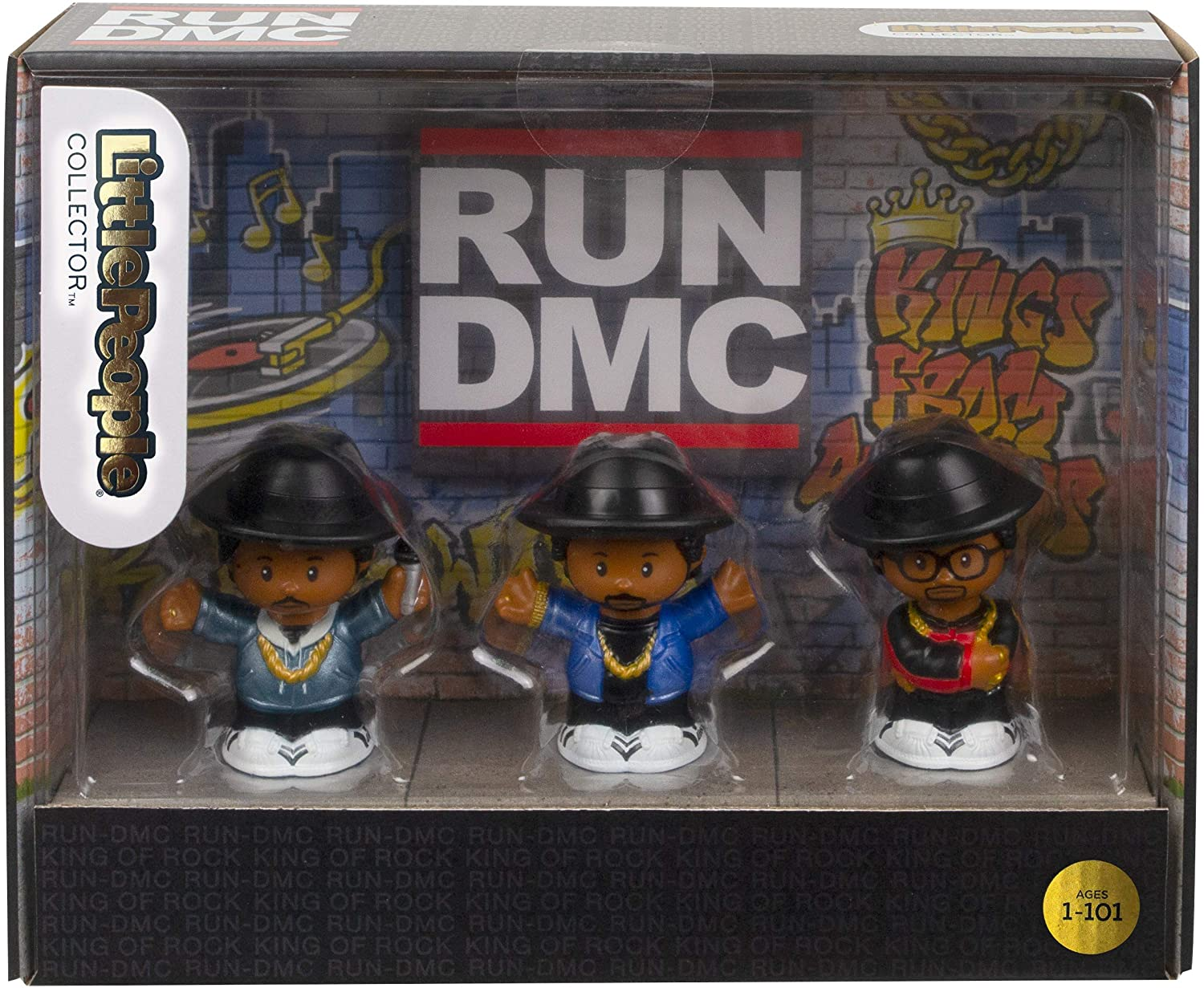 Run DMC gets a Little People figure set from Fisher-Price 15