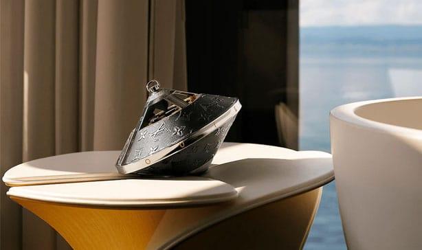 Louis Vuitton releases an otherworldly Horizon Light Up Bluetooth speaker 15