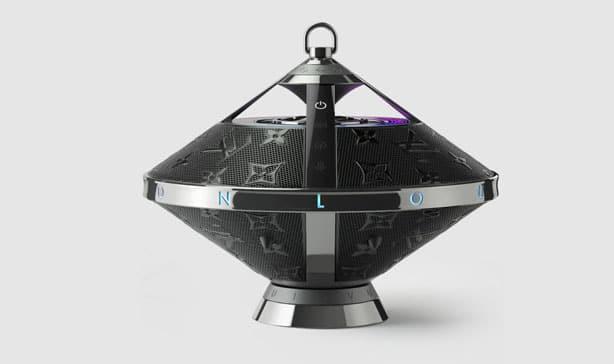 Louis Vuitton releases an otherworldly Horizon Light Up Bluetooth speaker 16