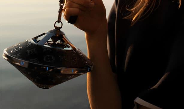 Louis Vuitton releases an otherworldly Horizon Light Up Bluetooth speaker 14