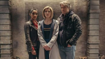 Doctor Who season 13 trailer reveals first look at John Bishop's character 2