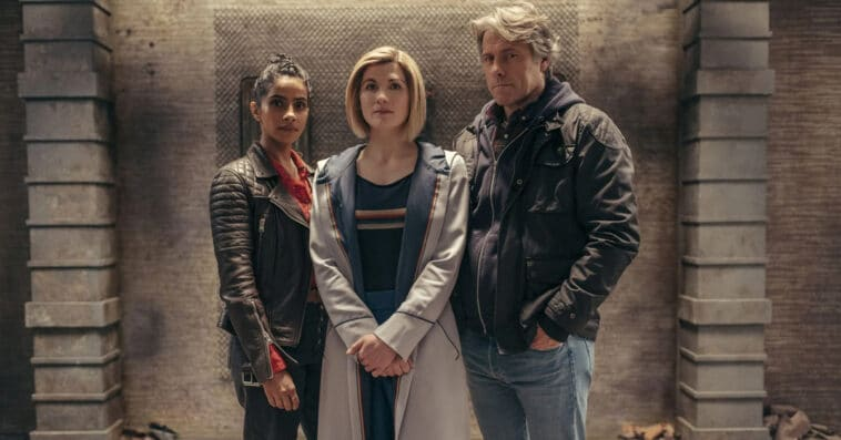 Doctor Who season 13 trailer reveals first look at John Bishop's character 16
