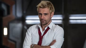 John Constantine is leaving Legends of Tomorrow after season 6 6