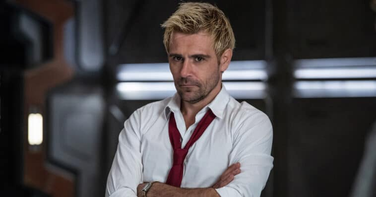 John Constantine is leaving Legends of Tomorrow after season 6 16