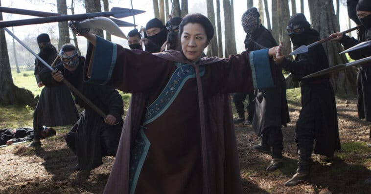 The Witcher: Blood Origin casts Michelle Yeoh as a sword-elf 14