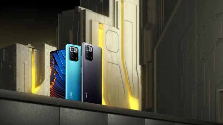 The POCO X3 GT comes with 67W turbo charging for just $299 16