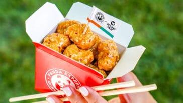 Panda Express is launching a vegan version of its orange chicken 16