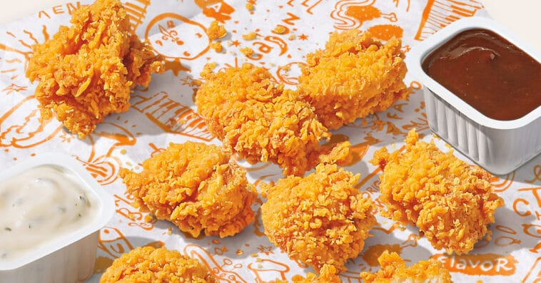 Popeyes is adding chicken nuggets to its menu 13