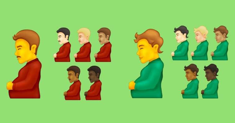 Pregnant Man emoji may be coming to smartphones 16