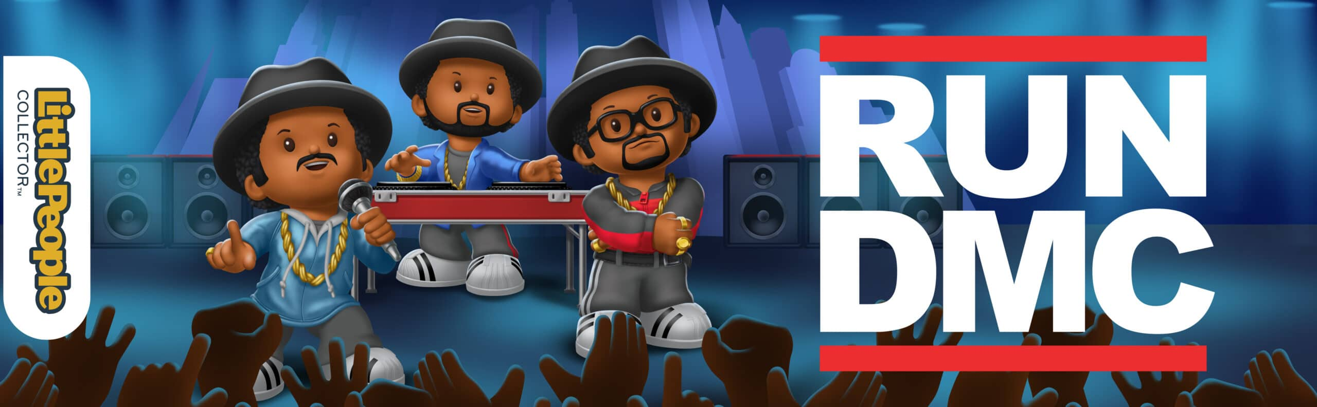 Run DMC gets a Little People figure set from Fisher-Price 14