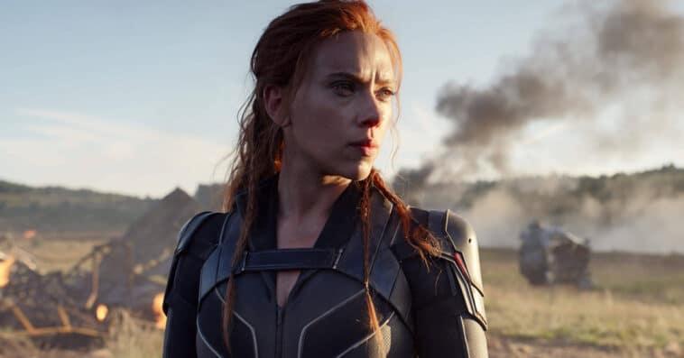 Black Widow's Scarlett Johansson sues Disney over the film's streaming release 16