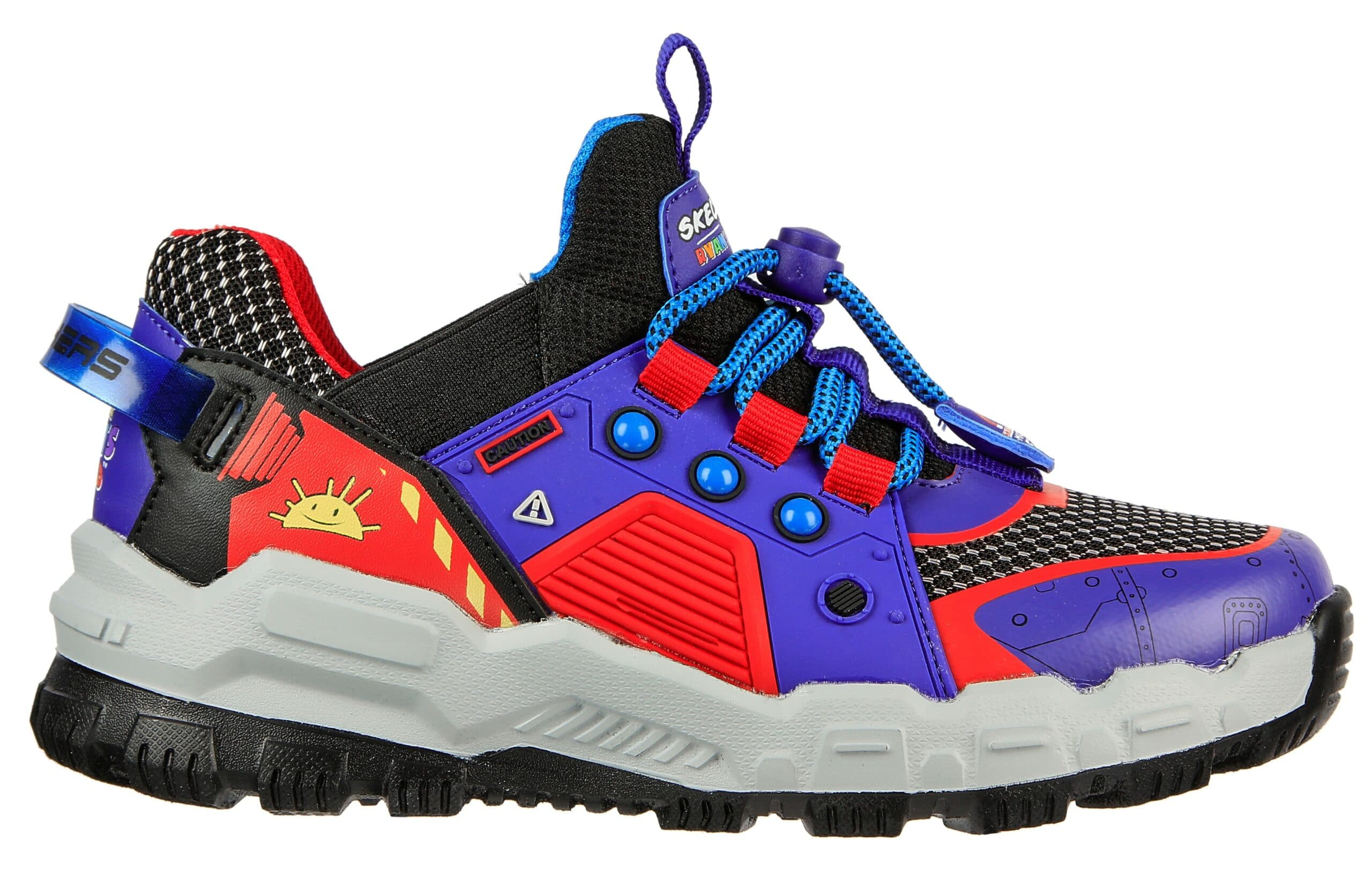 Skechers and Ryan's World YouTube channel collab for a shoe collection for kids 17