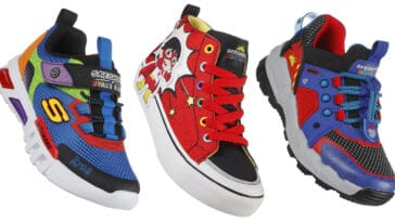 Skechers and Ryan's World YouTube channel collab for a shoe collection for kids 21