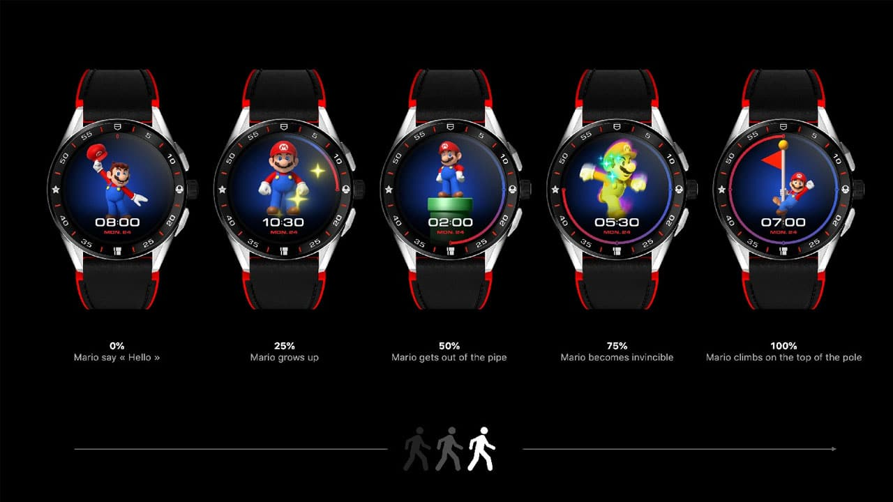 Mamma Mia! The TAG Heuer x Super Mario smartwatch is already sold out 14