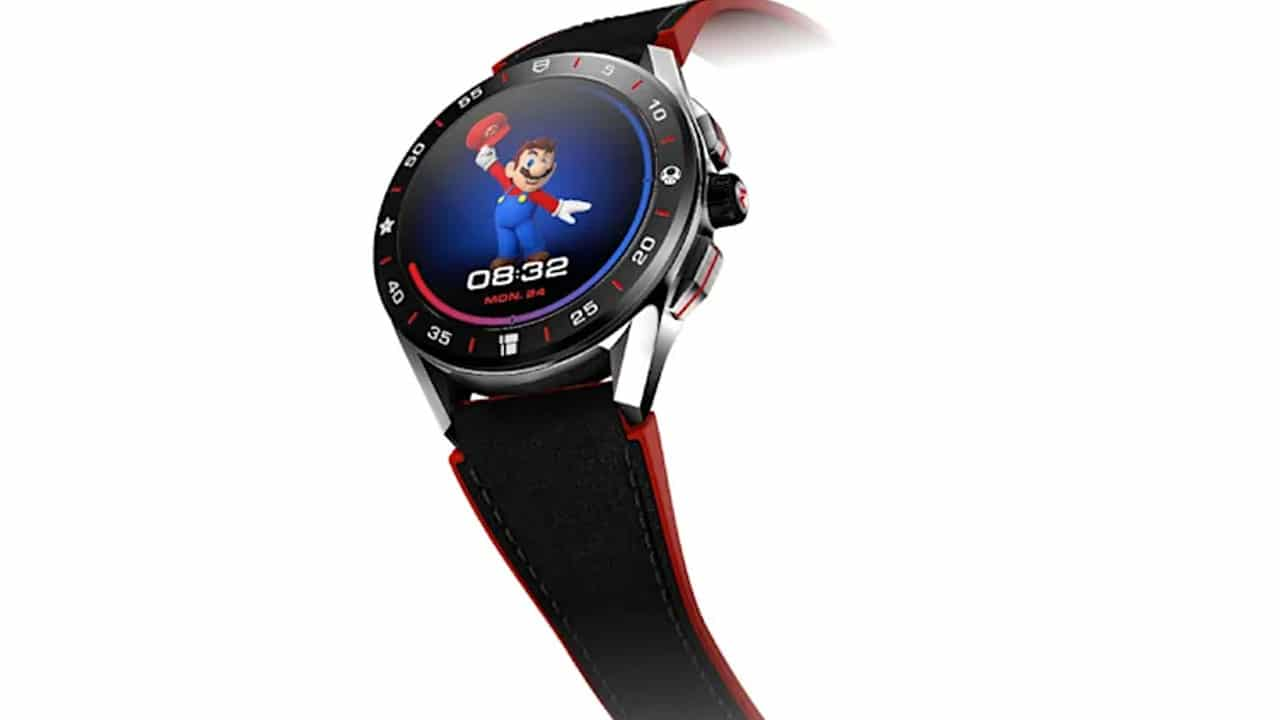 Mamma Mia! The TAG Heuer x Super Mario smartwatch is already sold out 15