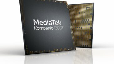 MediaTek Kompanio 13001