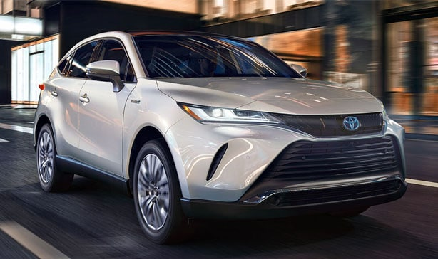 The all-new Toyota 2021 Venza hybrid CUV is one tech-filled vehicle 18