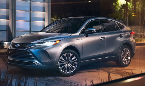 The all-new Toyota 2021 Venza hybrid CUV is one tech-filled vehicle 17