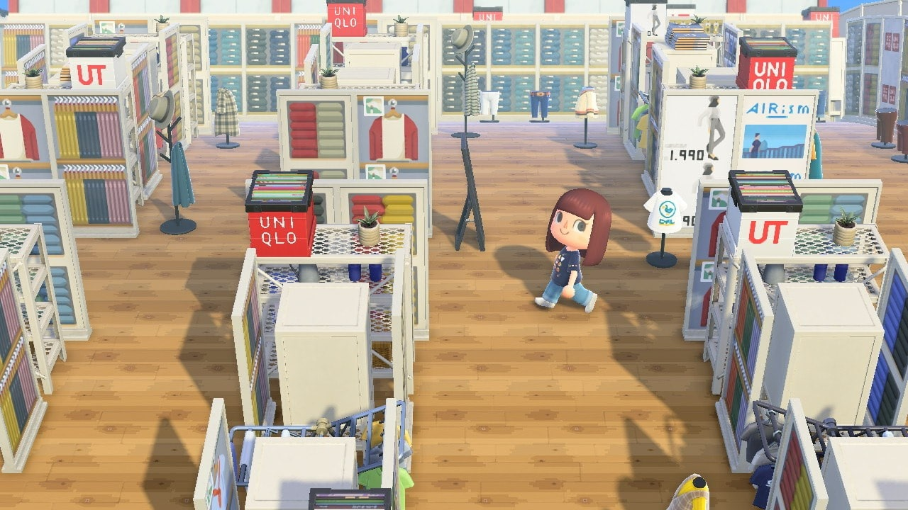 UNIQLO's Animal Crossing: New Horizons UT collection is now available 21