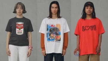 UNIQLO unveils UT collection honoring Andy Warhol, Jean-Michel Basquiat, and Keith Haring 24