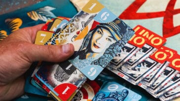 UNO partners with artist Shepard Fairey for a premium deck 15