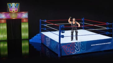 Mattel honors WWE's New Generation era with a '90s-inspired arena playset 13