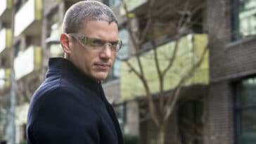 Legends of Tomorrow star Wentworth Miller reveals he has autism 6
