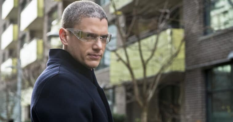 Legends of Tomorrow star Wentworth Miller reveals he has autism 16