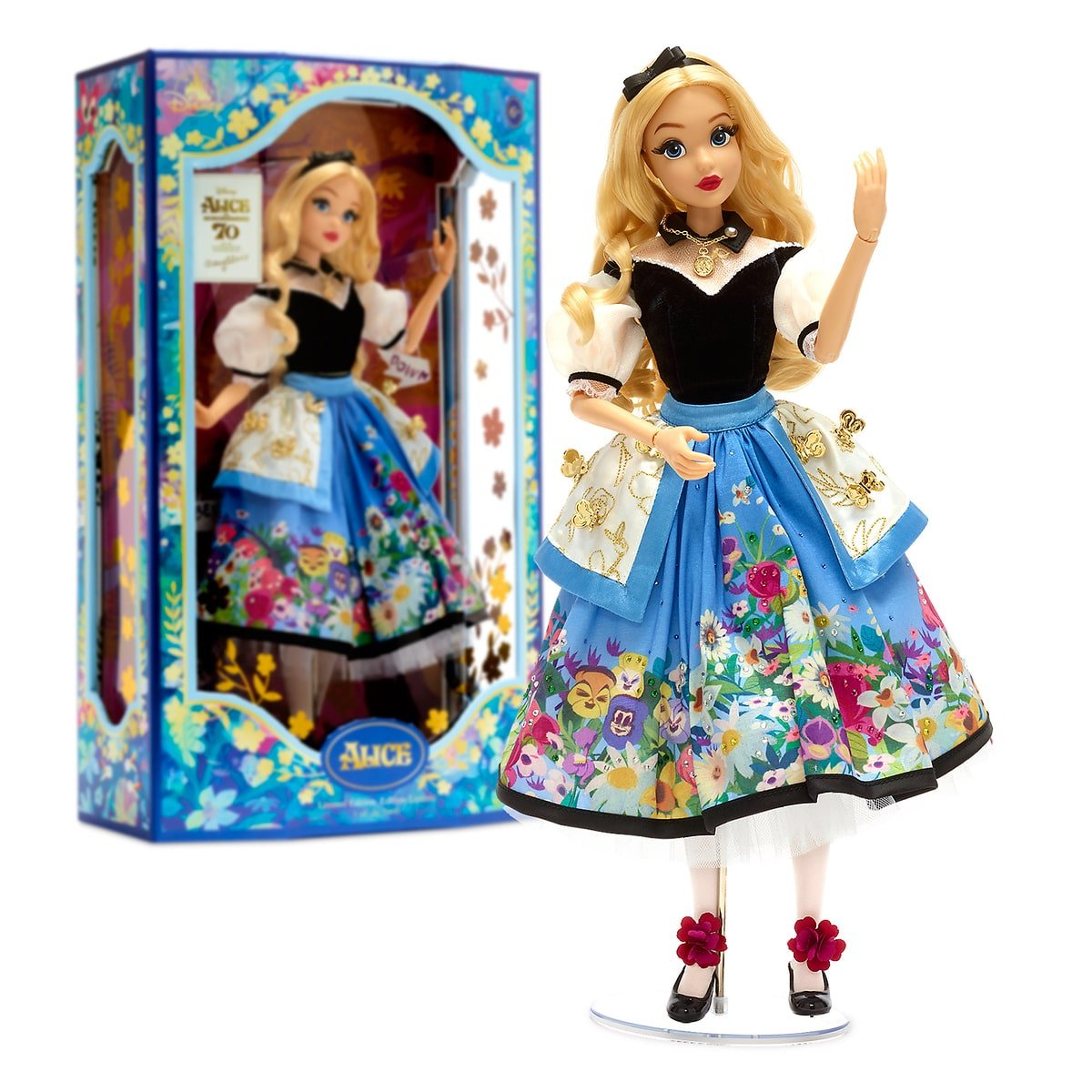 Disney's Alice in Wonderland marks its 70th anniversary with a Mary Blair-inspired doll 17